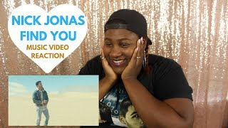 Video Nick Jonas- Find You | Music Video Reaction download MP3, 3GP, MP4, WEBM, AVI, FLV Juni 2018