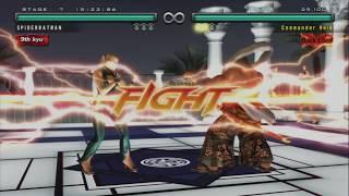 Tekken 5: Dark Resurrection - Nina Ghost Battle(Longplay) thumbnail