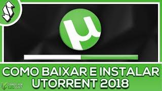 como baixar e instalar utorrent no pc 2018