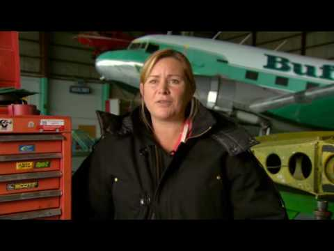 Ice pilots nwt meet kelly jurasevich manager of buffalo for Spiegel ice pilots