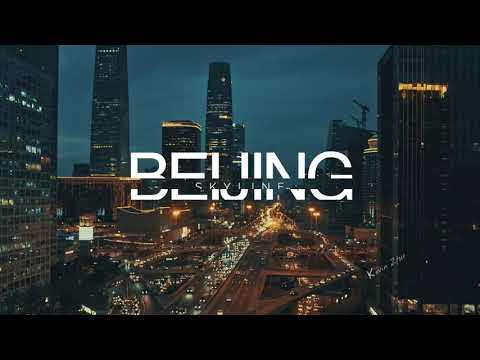 Beijing Skyline, China Capital City Skyline Timelapse