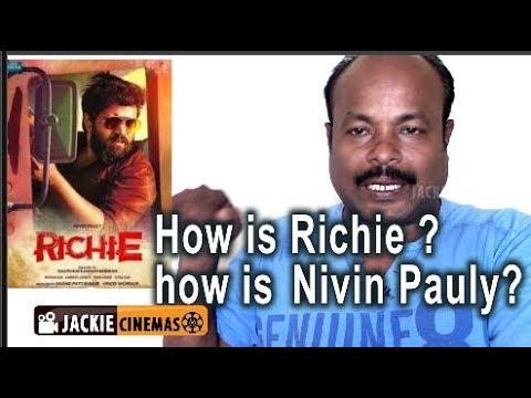Richie Tamil Movie Review By jackiesekar ...