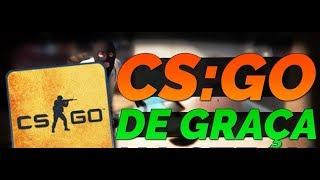 COMO BAIXAR CS GO DE GRAÇA - PC FRACO