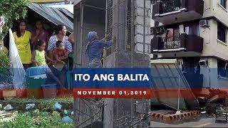 UNTV Ito Ang Balita November 01 2019