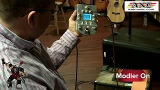 Zoom A3 Acoustic Guitar Remodeler Demo, Review, Walkthrough