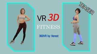 [3d 360 vr] new contents! Sample video! (8K 60fps) thumbnail