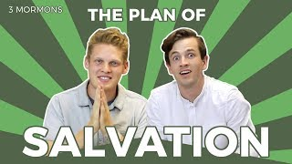 The Plan of Sąlvation with Nick Sales | 3 Mormons