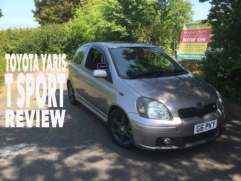 Owning A Toyota Yaris T Sport, Modified Car Review