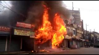 Durgapur BENACHITY NACHAN ROAD FIRE