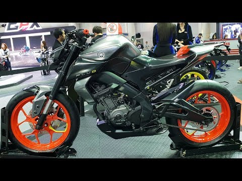 Yamaha MT New Model Concept 2019