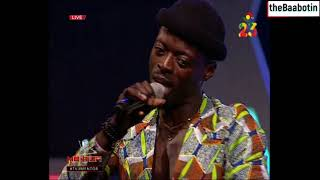 TV3 Mentor Reloaded 2020 Xnaiq performs A Burna Boy Song In His Own Style And He Nailed It