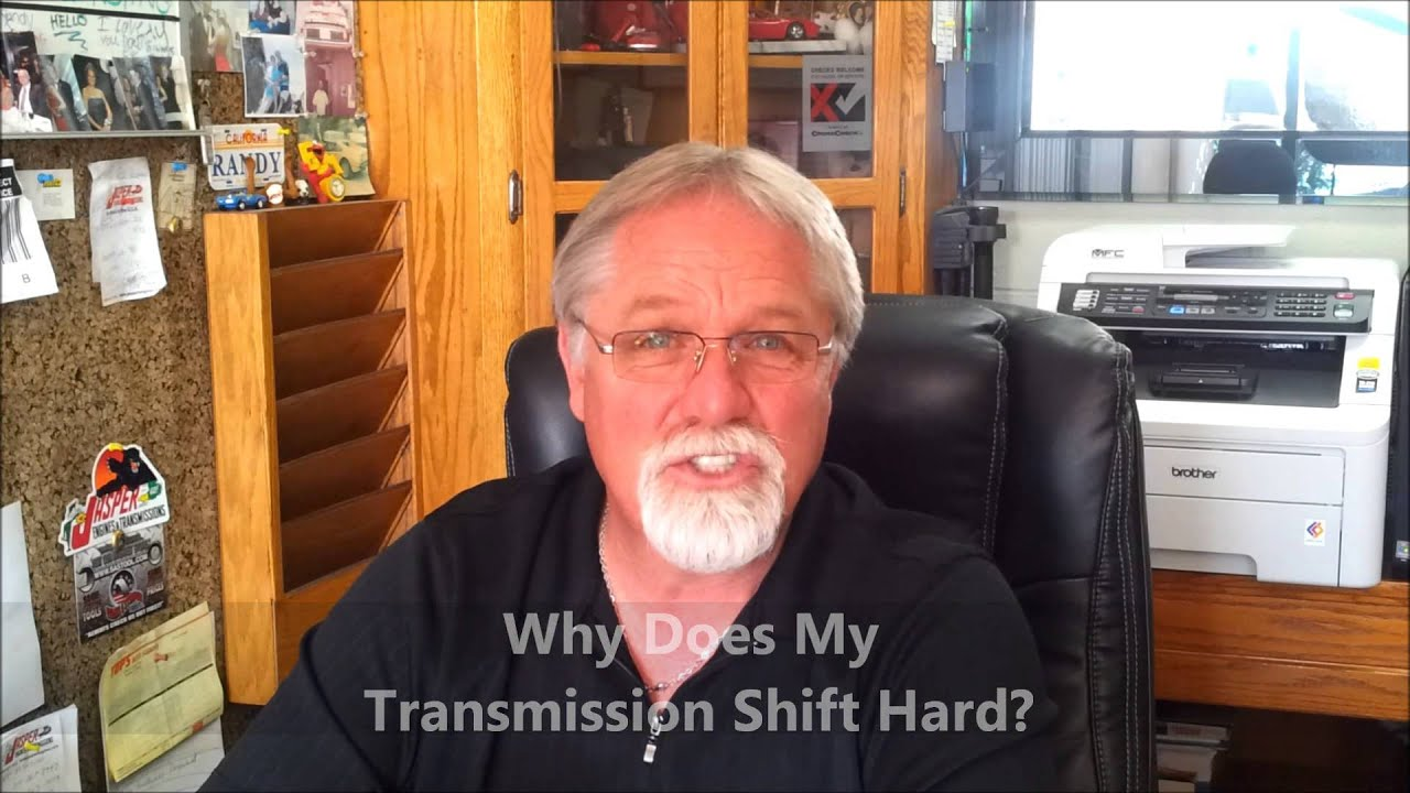 Automatic Transmission Shifting Hard: What Are The Causes