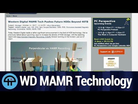 Western Digital Promises 40TB HDDs