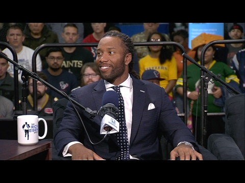 Arizona Cardinals WR Larry Fitzgerald Talks Retirement, Carson Palmer & More - 2/3/17