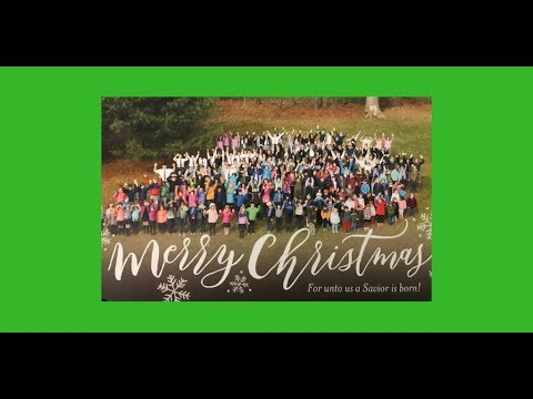 Merry Christmas from The School of Saint Elizabeth 2017