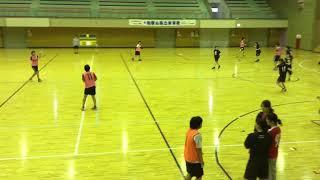 2019年春合宿 10分ゲーム vs奈良教①