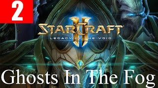 StarCraft 2 Legacy of the Void Walkthrough Part 2 Prologue Whispers of Oblivion HD Ultra Gameplay