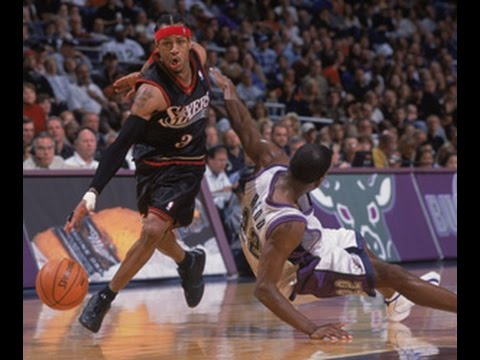 Allen Iverson Wallpaper Quote Allen Iverson King Of Crossovers Highlights Youtube
