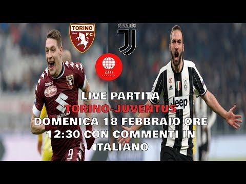 Torino-juventus 0-1 18/02/2018