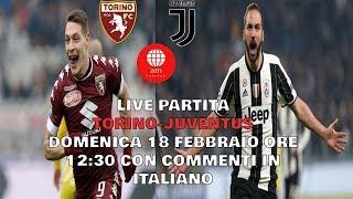TORINO-JUVENTUS diretta live streaming