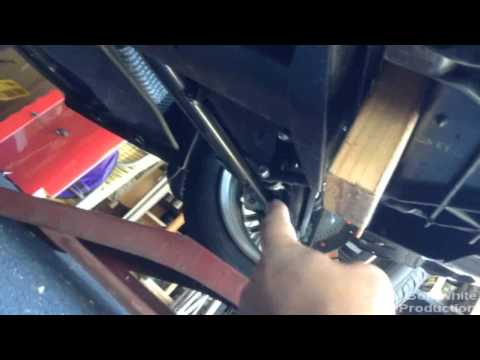 Baja Ron Sway Bar Install Part 1