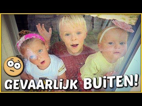24 UUR OVERLEVEN iN VAKANTiEHUiSJE 🏡 | Bellinga Familie Vloggers #1458