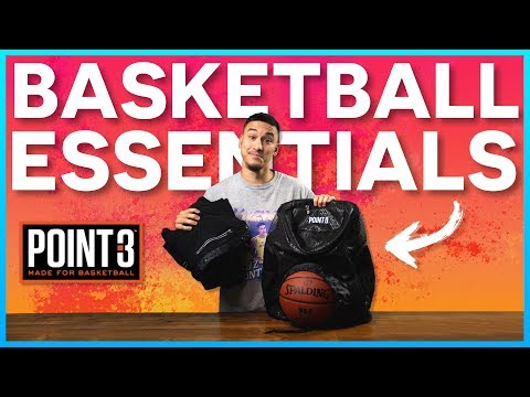 MUST HAVE BASKETBALL GEAR? | Point 3 Unboxing