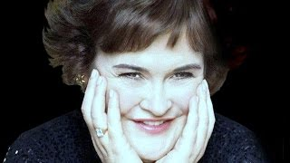 The Winner Takes It All - Susan Boyle - Lyrics - (HD scenic)
