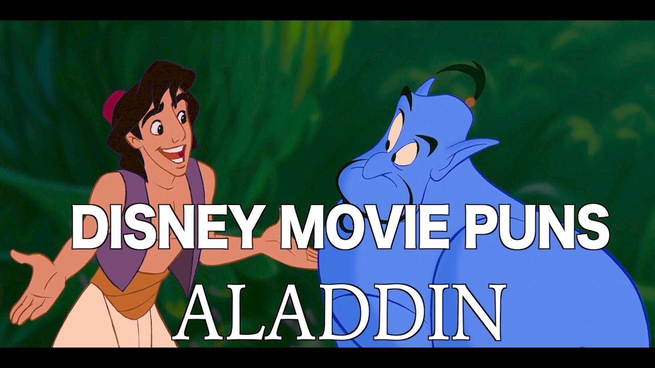 Dirty Jokes In Disney Movies