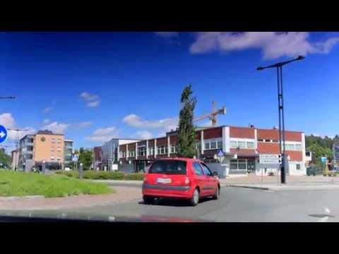 Road trip - Finland, Kangasala - Orivesi