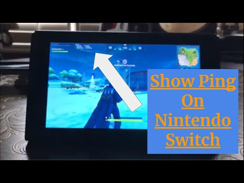 How To Show Ping On Nintendo Switch - Fortnite