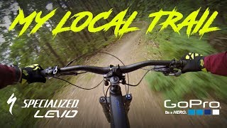 E-MTB | Specialized Turbo Levo // Quick lap on my local trail