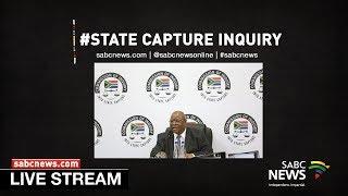 State Capture Inquiry, 16 April 2019