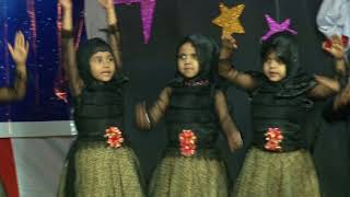PEACE PUBLIC SCHOOL. Annual Day 2017. Nasheed : Say He Is ALLAH The Only One. By Jr.KG Students