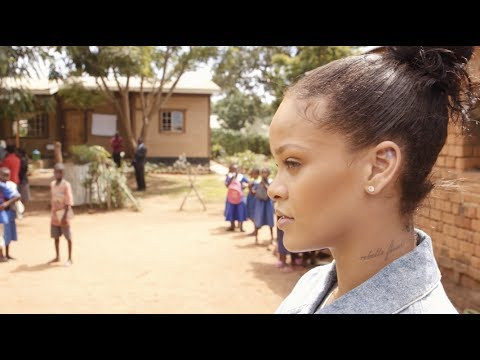 Inside Rihanna's Trip to Malawi for Education