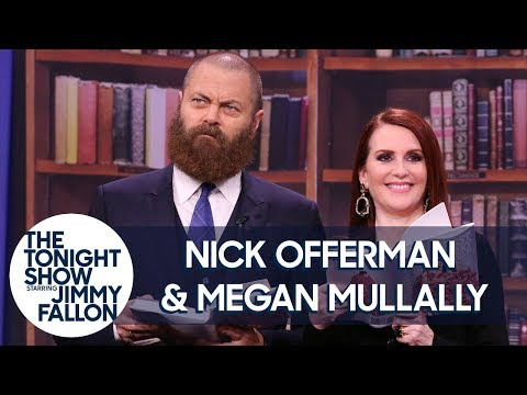 Megan Mullally and Nick Offerman Read an Excerpt from The Greatest Love Story Ever Told Mp3