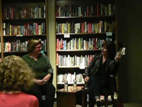 Lori Rader-Day Interviewed By Carole Barrowman At Boswell Book Company
