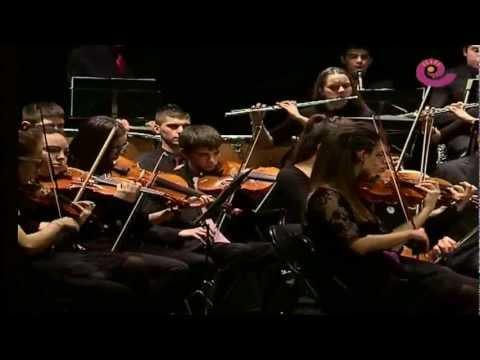 La Comarca.tv - II Encuentro Orquesta Conservatorio Música Alcañiz