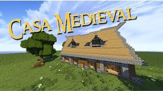Casa Medieval Minecraft Tutorial 7