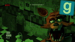 FIVE NIGHTS AT FREDDY'S 2: GMOD | Freddy Help Hotline (Garry's Mod Funny Moments)