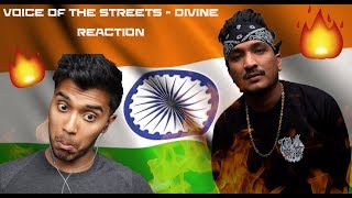 Divine - Voice Of The Streets Reaction!