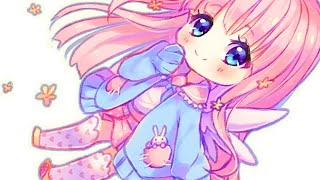 【Speedpaint】 Angel bunny - Crayon (Hyan Timelapse #44)