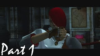 Devil May Cry 2 HD Remaster - Lucia Walkthrough - Mission 1 [All Blue Orbs/Secret Missions]