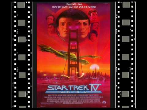 StarTrek IV: The Voyage Home  ( Time Travel / The Probe / Main Theme )