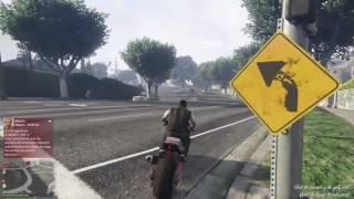 Nuevo DLC GTA V y parkours con alexvirus y brotherblood|GTA V Online| PS4 | Aquerol11YT