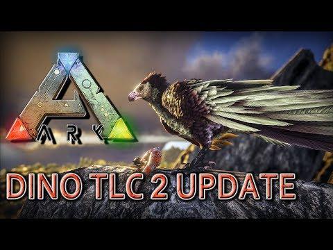 ARK DINO TLC 2 UPDATE • Argentavis, Raptor & Parasaurus • ARK Deutsch Survival Evolved German