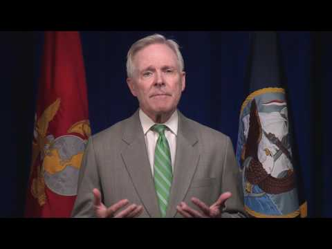 Cabinet Voices: Secretary of the Navy Ray Mabus