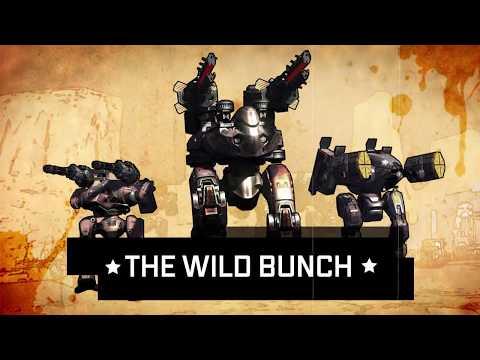 The Wild Bunch - gameplay