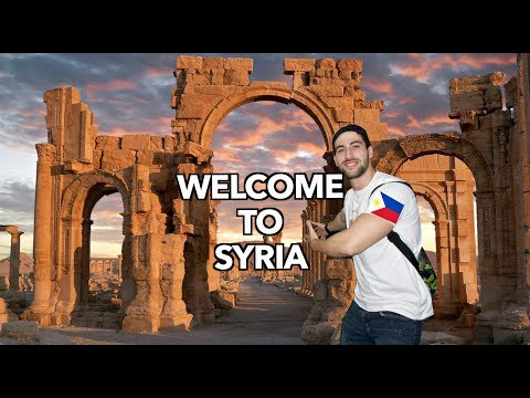 Are FILIPINOS 🇵🇭 same as SYRIANS? I'll Bring You To SYRIA!