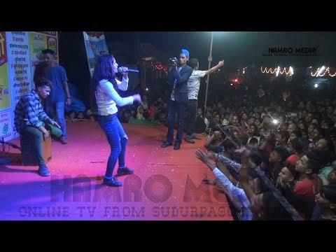 Eco नि लाग्यो Rap | Nepal Idol  rapper Karishma Bist  पहिलो पटक लाईभ गाउदा दर्शकहरुले यस्तो के गरे ?